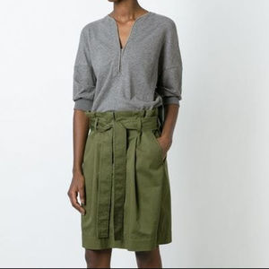 3.1 Phillip Lim Utility skirt French terry DRESS S